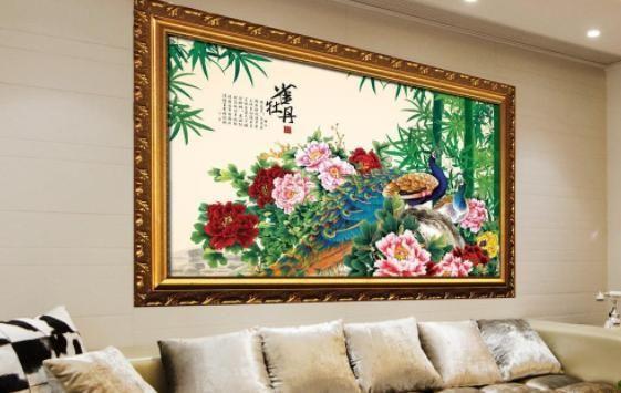 切记!家里万万不能挂这种画,不然财气带不来,反而会招来晦气!