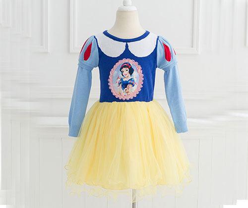 心理测试:选一条卡通公主裙,测你心中有多少委屈与心酸?