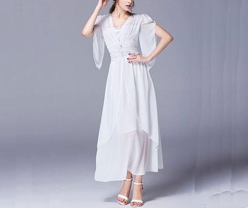 心理测试:选一条天使长裙,测你前世种了什么因?今生得什么果