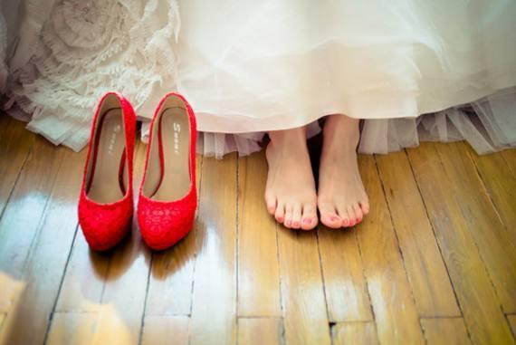 心理測試:選一雙最美的婚鞋,測你將來會嫁給什么樣的人