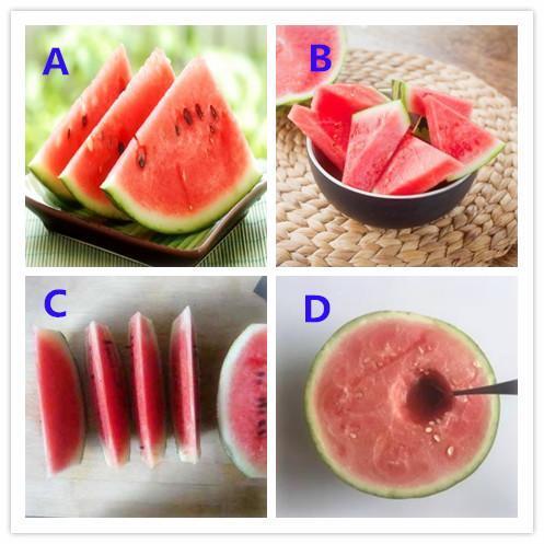 心理测试:吃西瓜的方式,看出你的性格特征!