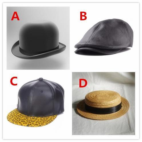 心理测试:戴哪顶帽子?看出别人眼中的你是怎样的!