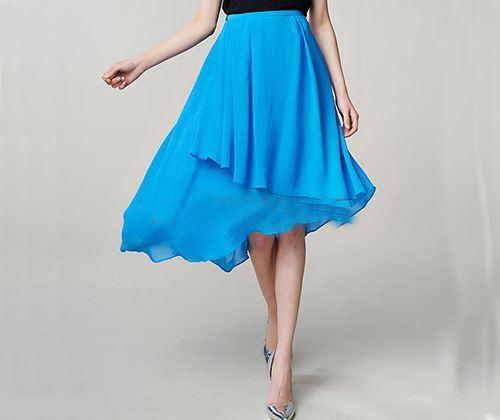 趣味测试:4条蓝色公主裙,哪款穿起来最丑?测你内心丑不丑