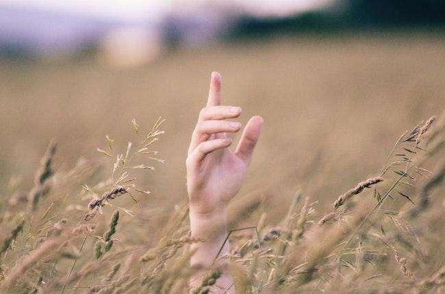 心理测试:4只手,哪只是男生的?秒测你今生靠什么生活