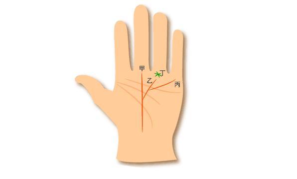 手相 掌纹是人命运 故其大也 天地都在一掌之中